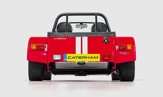 2016 Caterham Seven 310R