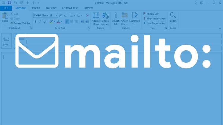 Mailto: Link Solusi Untuk Yang Kesulitan Membuat Contact Form