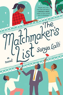 The Matchmaker's List by Sonya Lalli