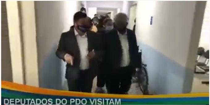 Ibiúna gasta 1,300 milhão por mês com hospital de campanha e funcionários do Hospital Municipal com salários atrasados
