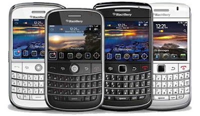 Blackberry ra mat nhung sieu pham chat luong cao