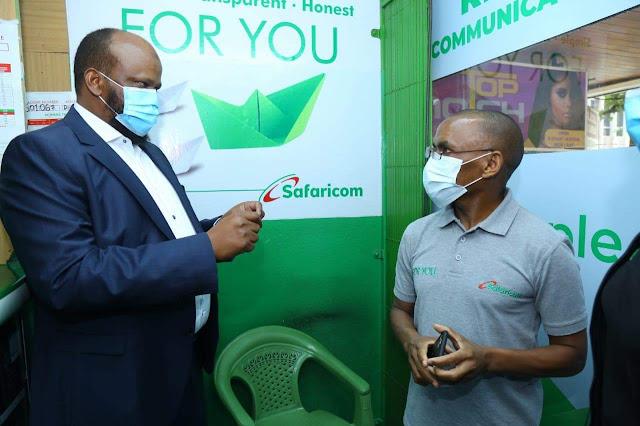 Safaricom PLC