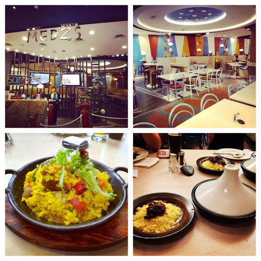 Restaurant review: Medzs@Orchard Central, Singapore