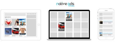 Publicidad Native - NativeAds