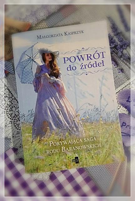 Book Tour – Powrót do źródeł – Małgorzata Kasprzyk