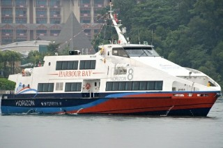 Horizon Ferry Booking Form and Promotion