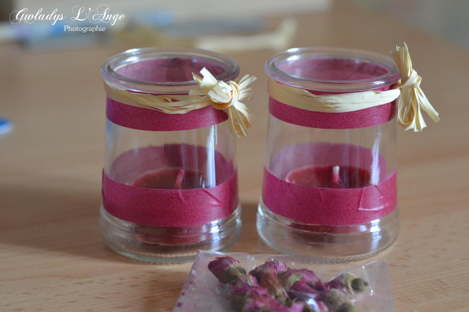 que faire avec des pots de yaourt en verre fashion designs. Black Bedroom Furniture Sets. Home Design Ideas