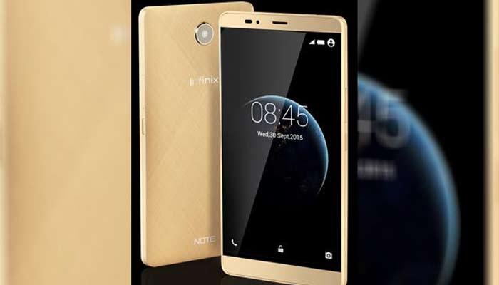 Infinix Note 2 X600 4G LTE Harga Dan Spesifikasi