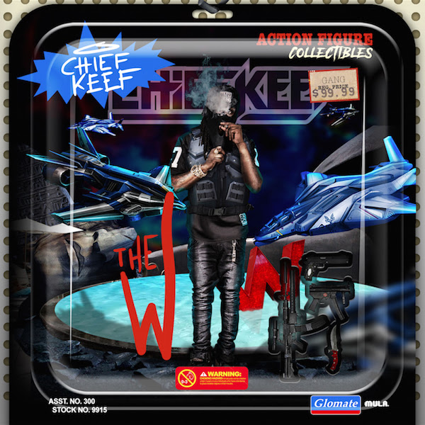 Chief Keef - The W Cover