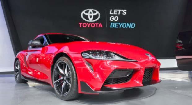 Toyota resmi kenalkan sportscar Toyota GR Supra di GIIAS 2019