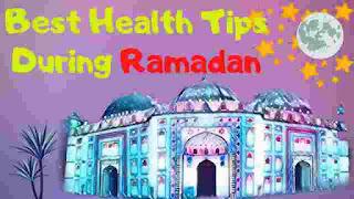 Best-Health-Tips-During-Ramadan-2020