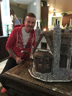 Greggs Miniature Imaginations January 2016