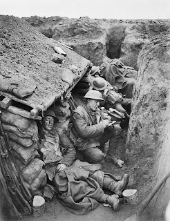 Fighting In The Trenches