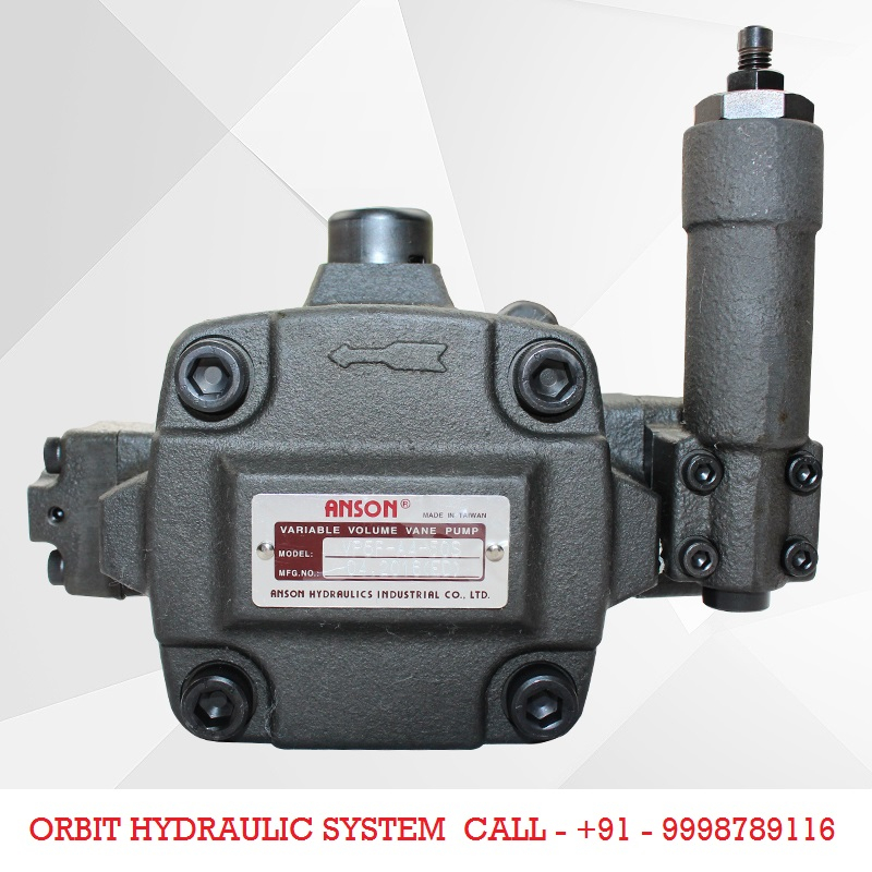 Yuken SVPF-30-35-20 Variable Vane Pump