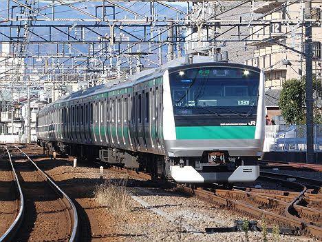 【ダイヤ改正で新設!】E233系の各停 新宿行き