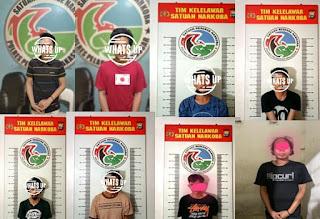 Tiga Hari Jabat Kasat Narkoba Polres Pelabuhan Makassar, Berhasil Ciduk 8 Pelaku Narkotika