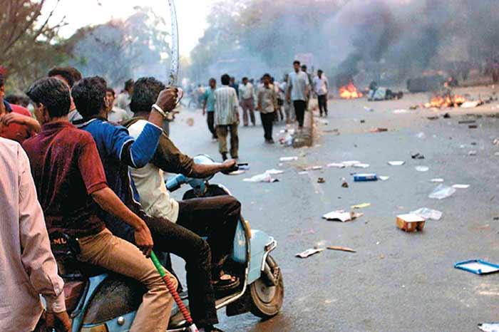Kebrutalan yang Dialami Muslim India