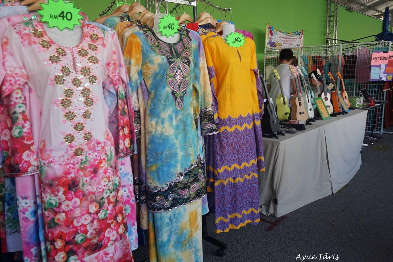 Festival Ramadhan Klang 2015 Gm Klang Ayue Idris