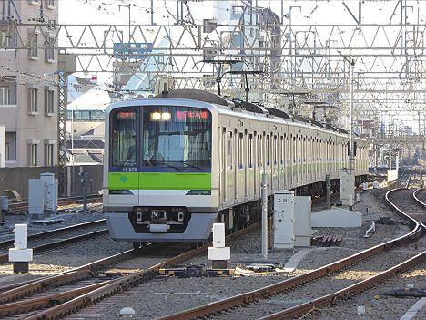 【8両編成消滅!】10-300形の急行 本八幡行き