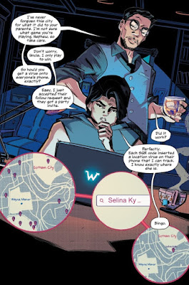 Review del comic Gotham High de Melissa de la Cruz - Editorial Hidra