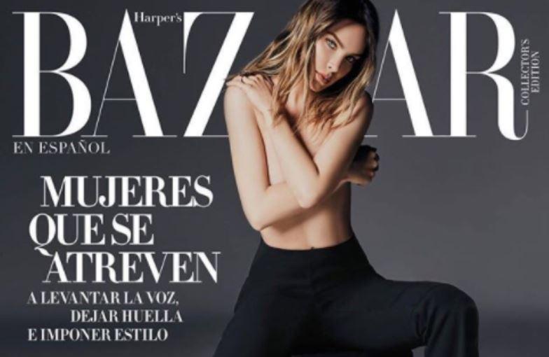 Belinda Lucha Contra El Acoso Sexual En Topless Noticiamx