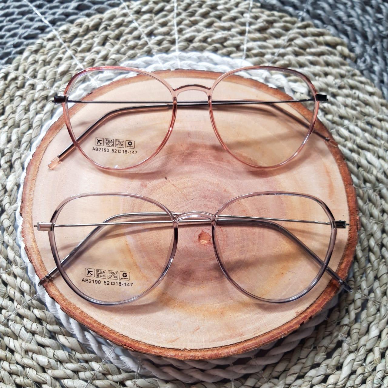 Kacamata Seri F 2190 Model Lentur 100K