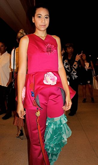 Fashion Tribe Uh Designers Celebrate Roots