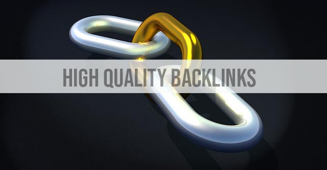 High-Quality-Backlinks