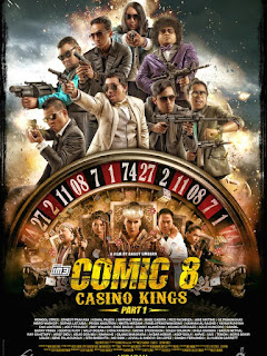 Download Film Indonesia Comic 8: Kasino Kings part 1 (2015) BluRay 720p