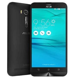Cara Flash Asus ZenFone Go X009DA