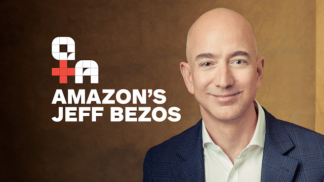 Jeff Bezos Net Worth - $67 Billion