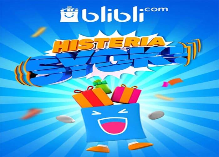 Harbolnas Blibli.com