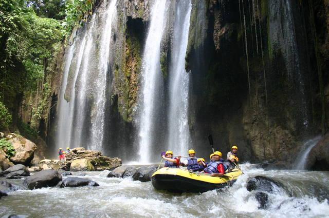 Songa Rafting di Probolinggo