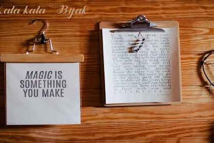 Kata kata Bijak Penuh Makna Sebagai Inspirasi Hidup