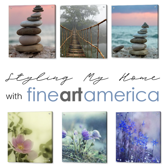 Styling My Home with Fine Art America Lovelaughslipstick Blog