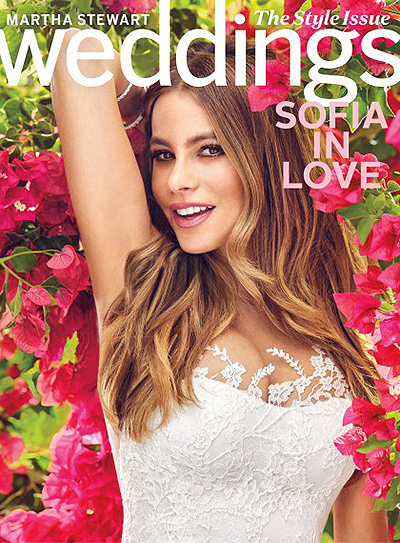 Sofia Vergara, magazine cover