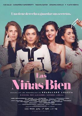 Las niñas bien [2018] [NTSC/DVDR- Custom HD] Español Latino