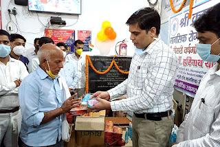 #JaunpurLive : श्री कृष्णा न्यूरो एवं मानसिक रोग चिकित्सालय का मनाया गया तृतीय वर्षगांठ