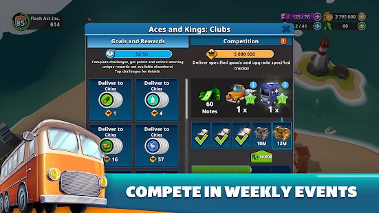 Transit King Tycoon Screenshot