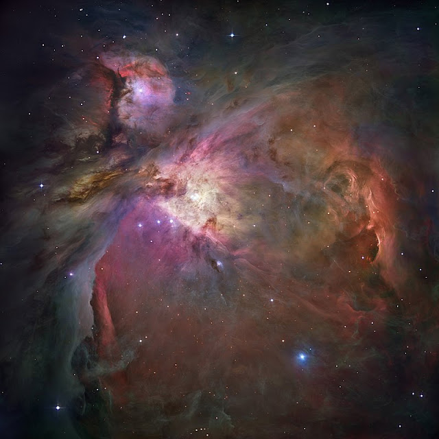 Nebulosa de Orion / NASA - ESA - Hubble Space Telescope