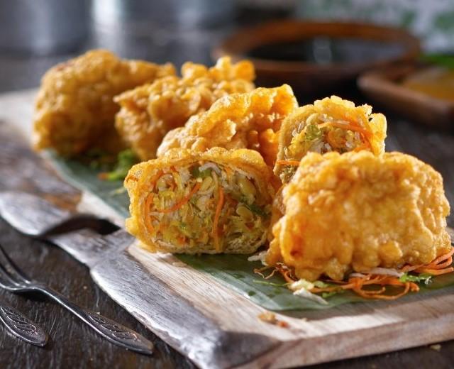 Resep Tahu Brontak Jawa, Tutorial membuat Tahu Brontak Isi Sayuran