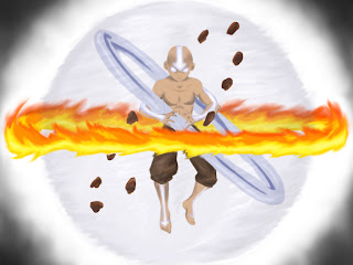 Avatar Aang Wallpapers