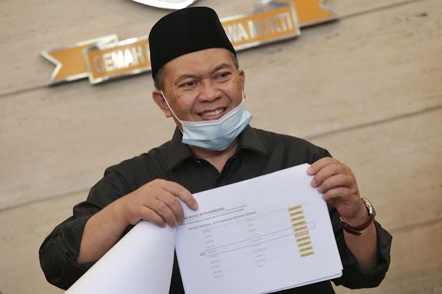 GTPP Covid-19 Kota Bandung  Tetap Terapkan PSBM di Kecamatan Cidadap