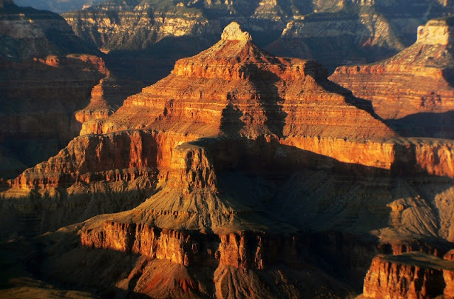 A picture of the Grand Canyon National Park Arizona