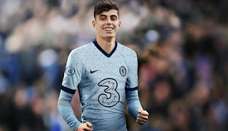 Chelsea midfielder Havertz has revealed it will a while to adjust from Bundesliga style of player