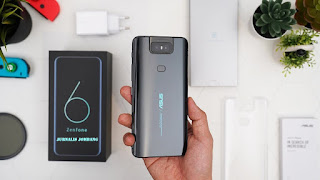 Review Hp Asus Zenfone 6 ZS630KL Terbaru