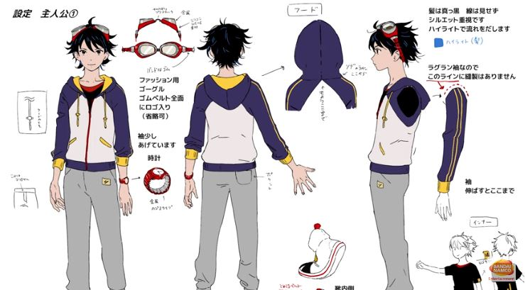 Digimon Survive – Dev Diary Character Designs