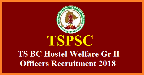 tspsc-310-hostel-walfare-grade-ii-officers-recruitment-Notification-eligibility-online-application-form