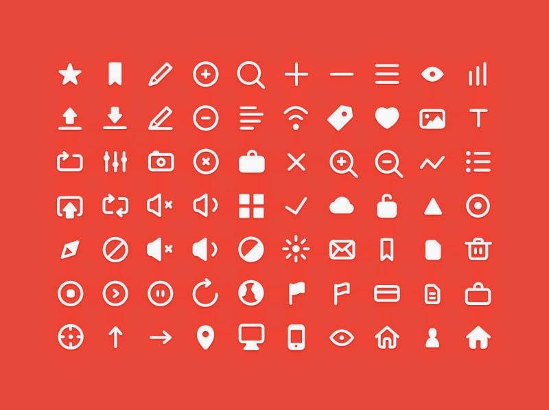 70 Free Icons