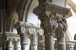 Capiteles del Monasterio de Santa María la Real